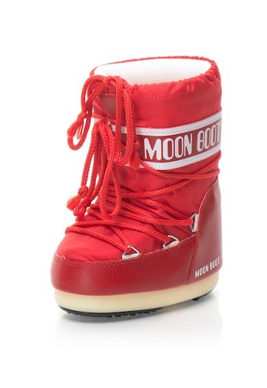 Moon Boot Apreschiuri cu imprimeu logo Fete