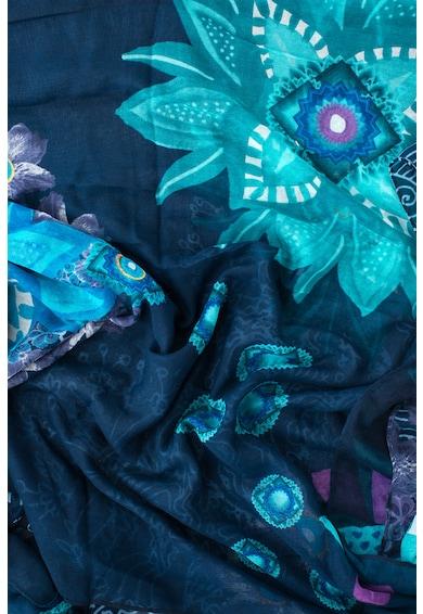 DESIGUAL Esarfa cu imprimeu floral Bollywood Femei