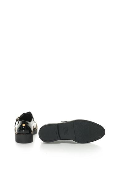 Guess Pantofi din piele lacuita Femei