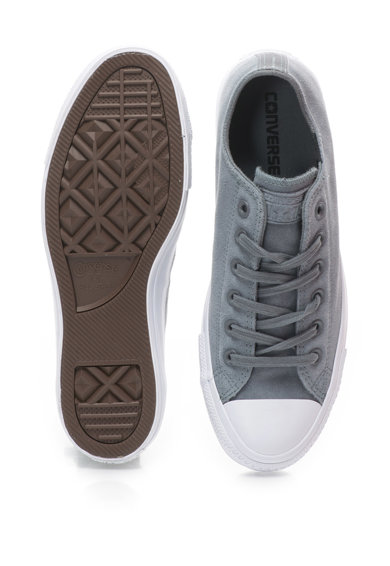Converse Pantofi sport de piele intoarsa Chuck Tailor All Stars Femei